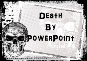 time management speaker no death by powerpoint