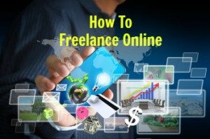 how to freelance online