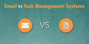email vs task management systems