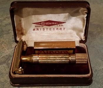 Gillette aristocrat razor