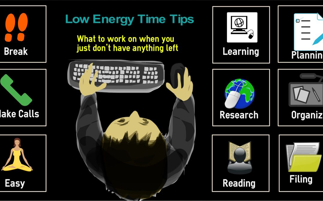Low Energy Time Tips