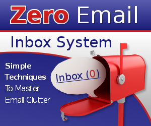 zero email inbox system