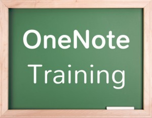 onenote training