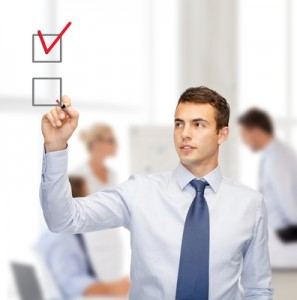 online checklist article