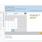 Meeting Scheduler Review