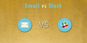 email vs slack