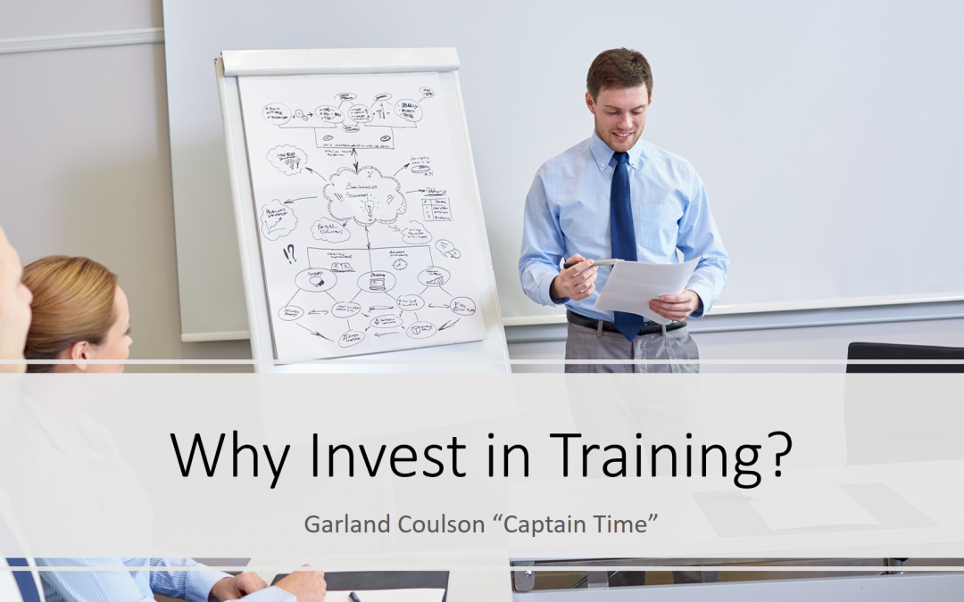Why Invest in Training