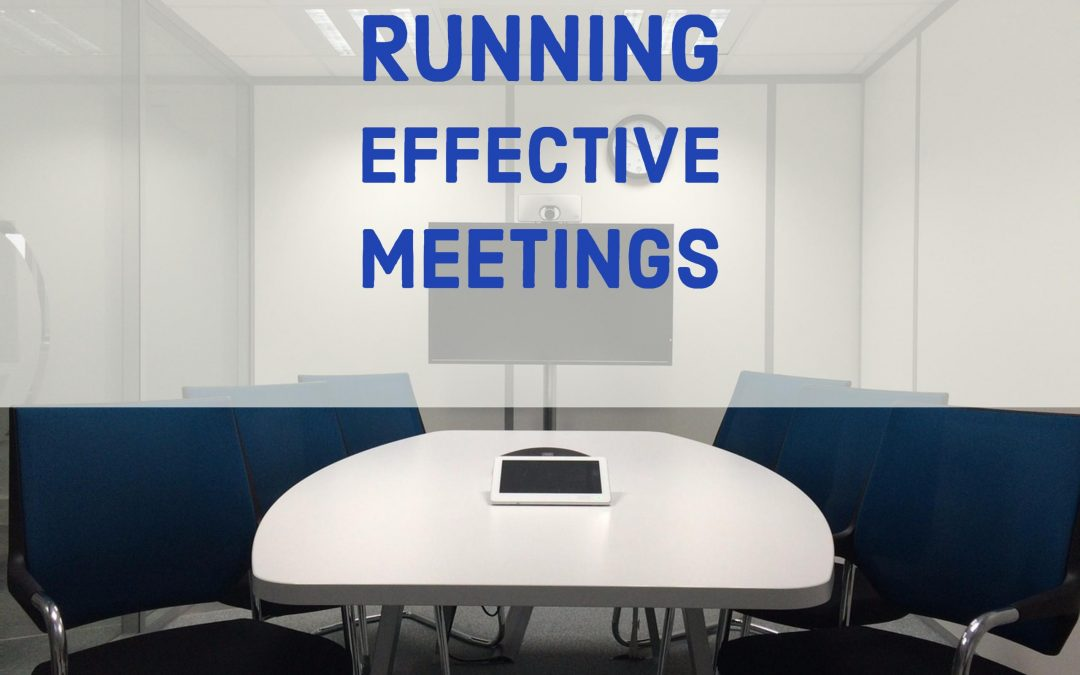 Running Effective Meetings Online Course