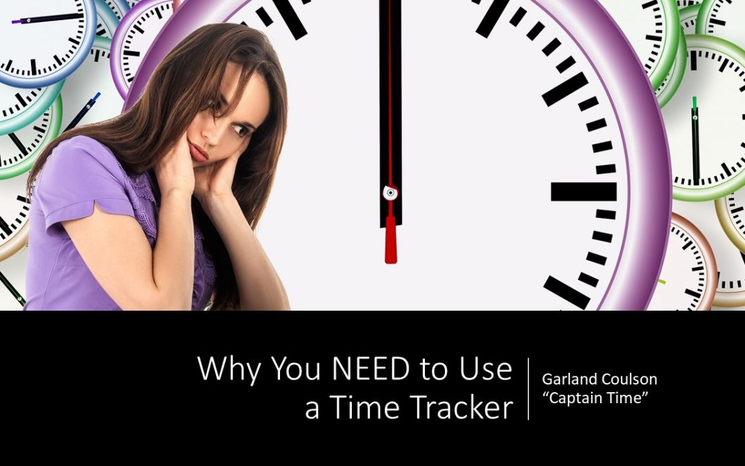 Why You NEED a Time Tracker