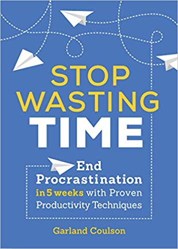 Stop Wasting Time Book Announcement