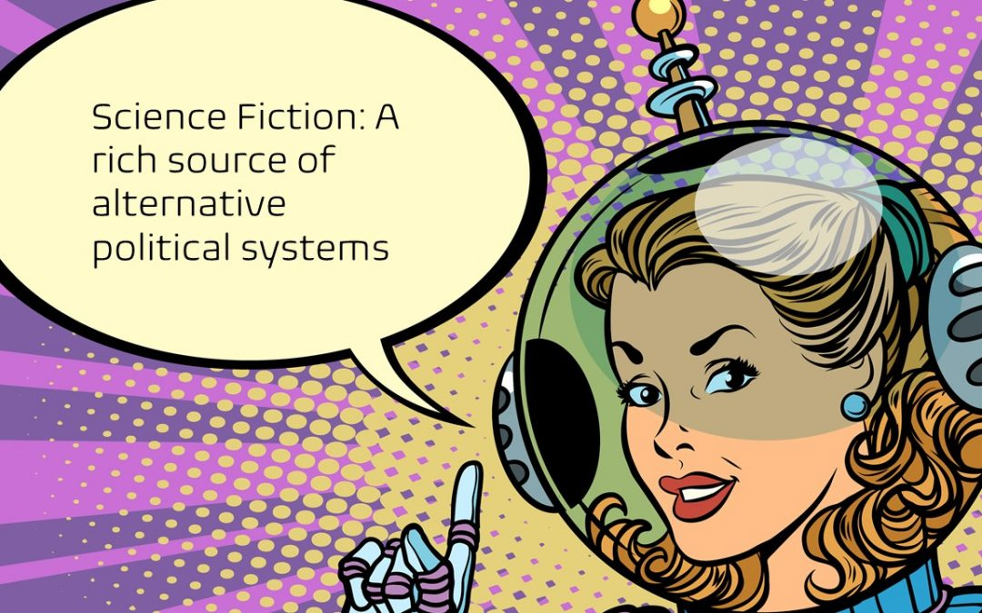 Political Systems We Should Totally Steal from SciFi and Fantasy