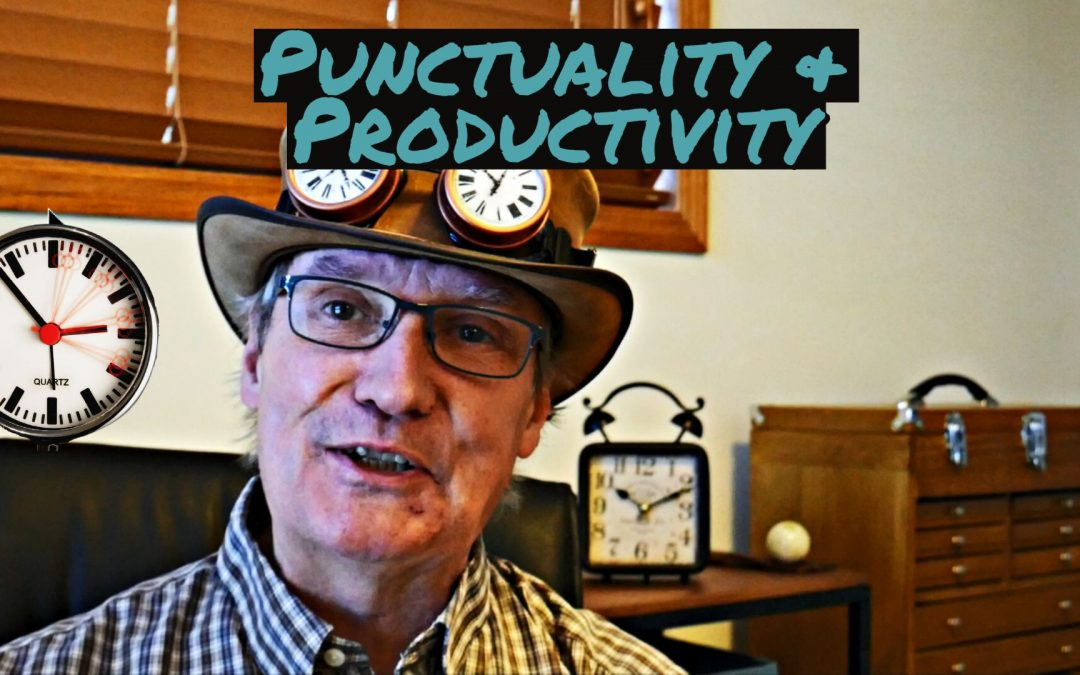 Punctuality and Productivity: How are they related?