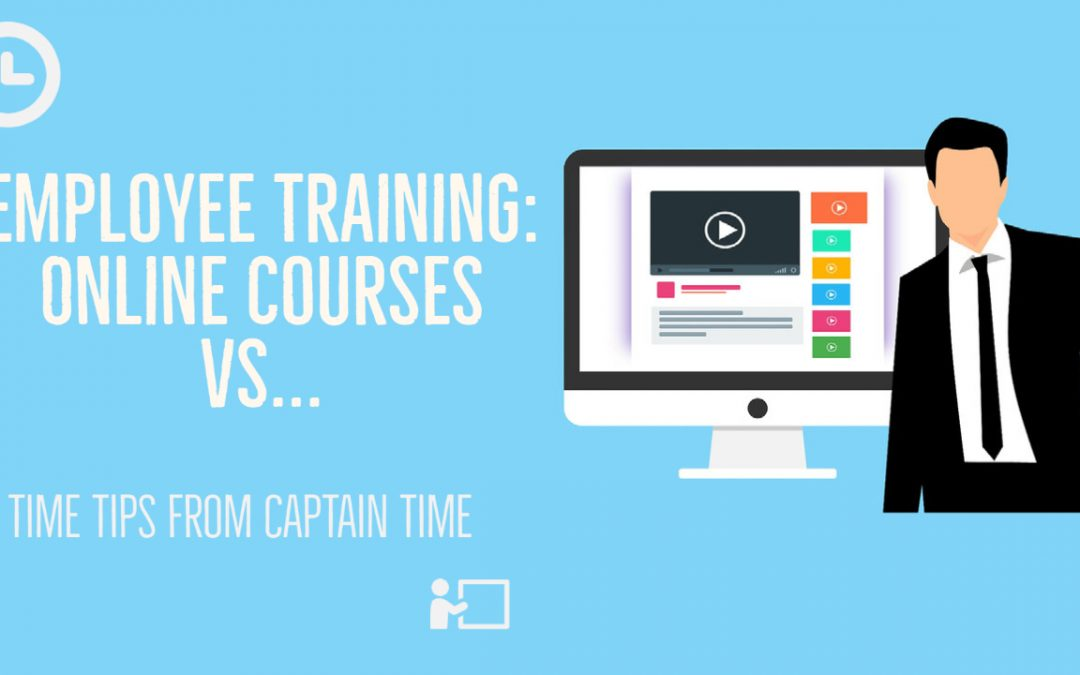 Employee Training: Online Courses vs Other Methods