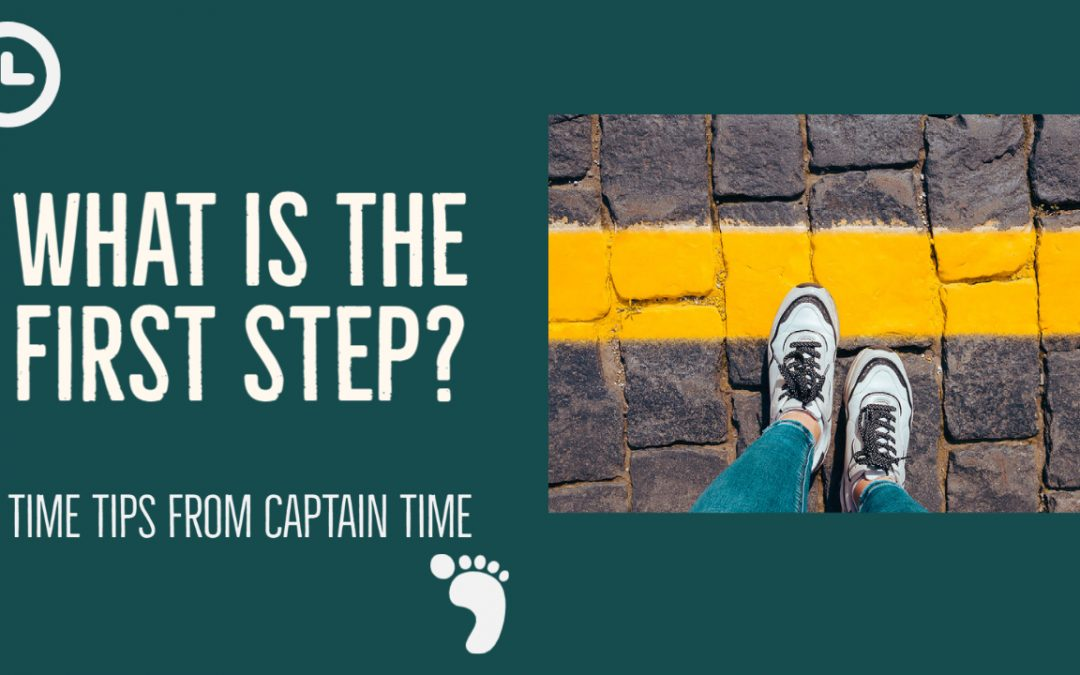 What is the First Step?