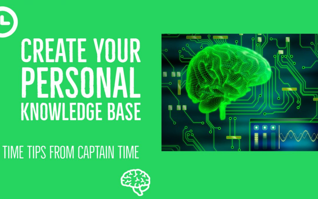 How to Create Your Personal Knowledge Base