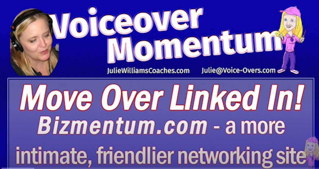 Captain Time Interview by Julie Williams, Voiceover Artist and Business Trainer